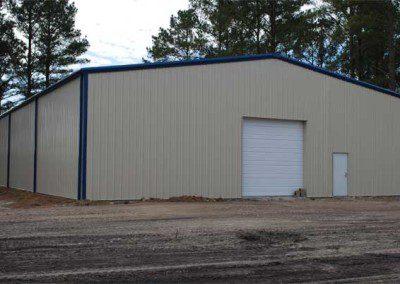 Farm Equipment Storage Building – Hartsville, SC