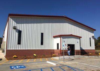 Pleasant Grove Baptist Church Family Life Center – Lynchburg, SC